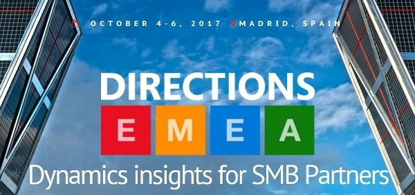 Directions EMEA 2017: Tenerife set i Madrid!